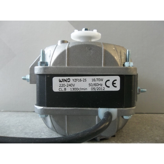 Weiguang, ventilátor motor, YZF16-25 16W