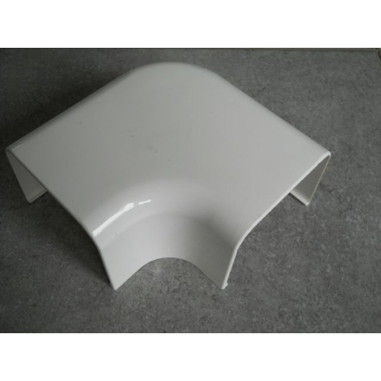 2-115  Sarokelem lapos / Ív 65x50