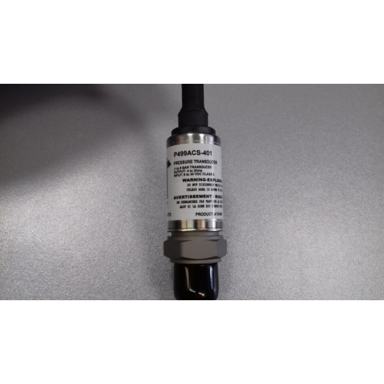 Nyomástávadó P499ACS-401C