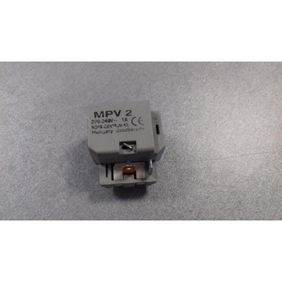 MPV 2 indító relé