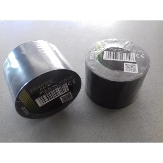 Szigetelő szalag fekete 20*50 mm