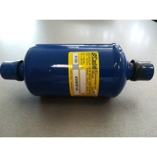 Nedvességszűrő, 4308/M12S forr. 12mm