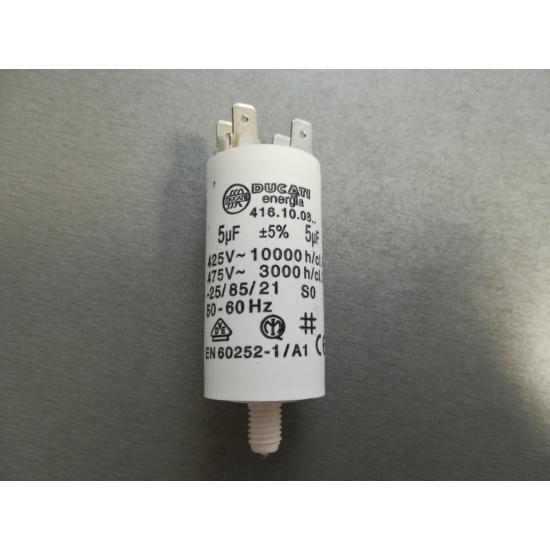 Ducati üzemi kondenzátor sarus 5µF