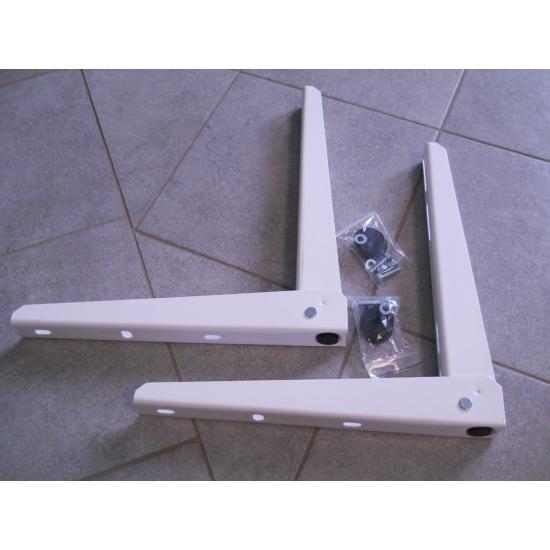 Klíma kültéri tartó konzol, L-400 100 kg