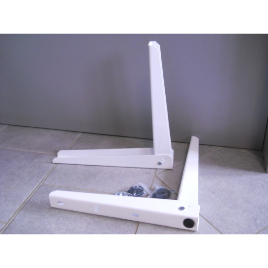Klíma kültéri tartó konzol, L-450 150 kg