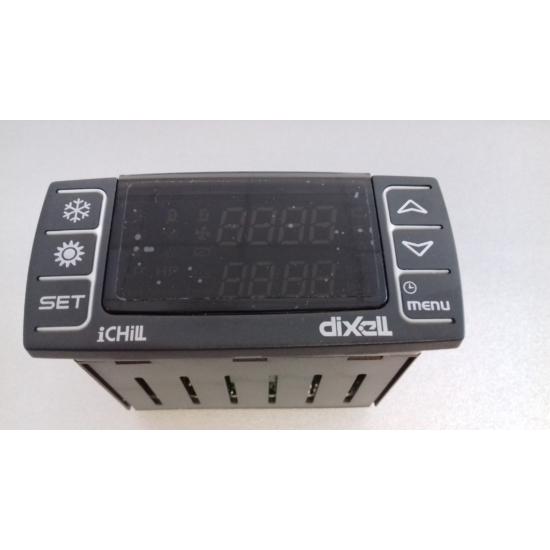 IC 121CX-00010 digitális thermosztát 12V 4*NTC SVA