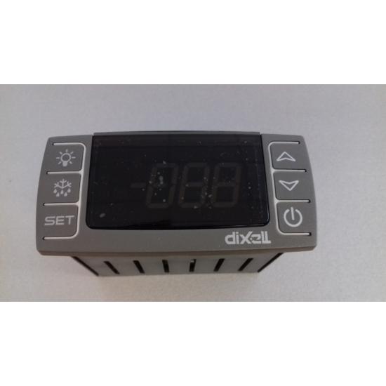 XR60CX-0N0C0 digitális thermosztát 12Vac